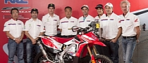 2014 Dakar: Honda Introduces Team and Machine [Photo Gallery][Video]
