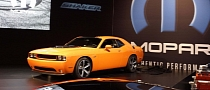 2014 Dodge Challenger R/T Shaker, Mopar '14 at 2013 SEMA [Live Photos]