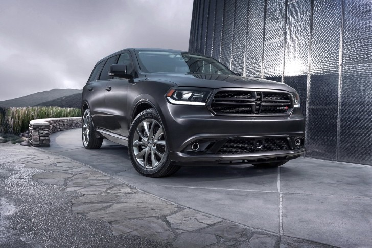 2014 Dodge Durango Finally Unveiled [Video][Photo Gallery]