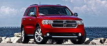 2014 Dodge Durango Getting Updated, Facelifted