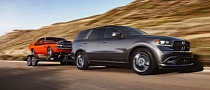 2014 Dodge Durango Official Photos [Photo Gallery]