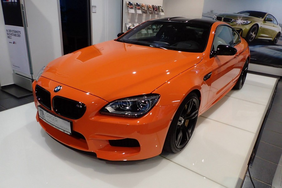 Delicieux 22 Photos. Marco Wittmannu0027s BMW M6 ...
