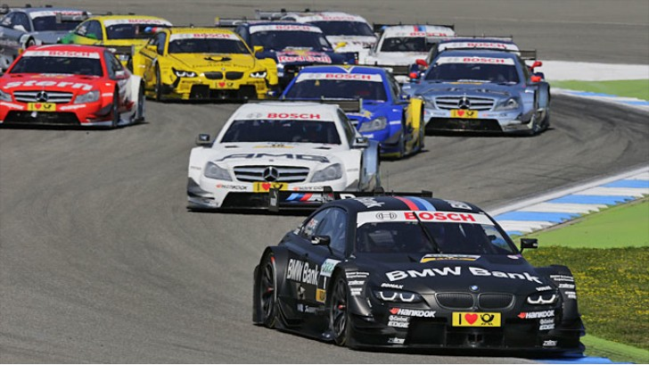 2014 DTM Championship Will Include Venues in China and Hungary