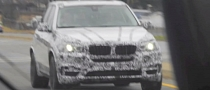2014 F15 BMW X5 Road Testing in US with Less Camo [Video]