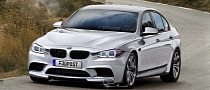 2014 F80 BMW M3 Renderings Released