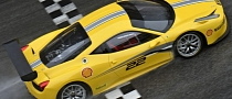 2014 Ferrari 458 Challenge Evoluzione First Photo Released