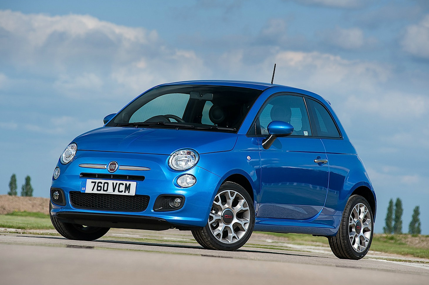 2014 fiat 500 uk pricing announced autoevolution. Black Bedroom Furniture Sets. Home Design Ideas