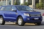 2014 Ford Everest SUV Rendering