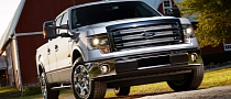 2014 Ford F-150 Becomes More Eco-Friendly with Rice Hull-Reinforced Plastic