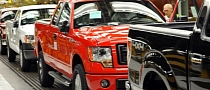 2014 Ford F-150 CNG Production Begins in Kansas