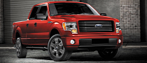 2014 Ford F-150 STX SuperCrew Revealed