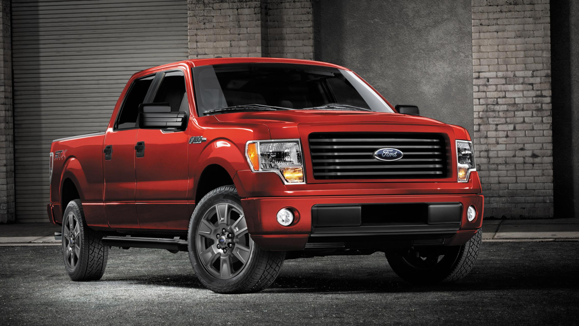 2014 ford f 150 stx supercrew revealed autoevolution. Black Bedroom Furniture Sets. Home Design Ideas