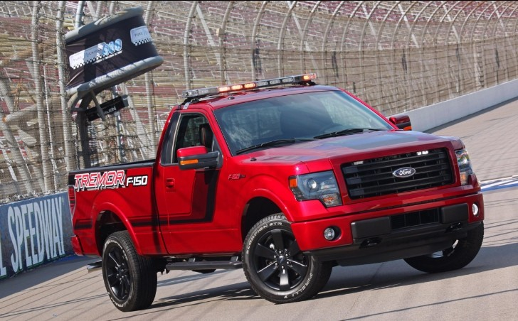 2014 Ford F-150 Tremor to Pace NASCAR Trucks Race in Michigan