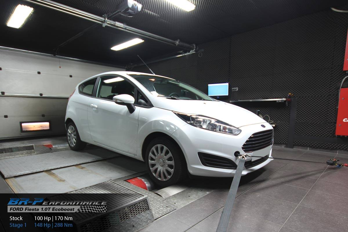 2014 ford fiesta 1 0 ecoboost chip tuning 148 hp by br performance autoevolution. Black Bedroom Furniture Sets. Home Design Ideas