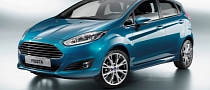 2014 Ford Fiesta Facelift to Get 1.0-liter EcoBoost Turbo in US [Photo Gallery]