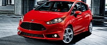 2014 Ford Fiesta ST US Pricing Starts at $21,400