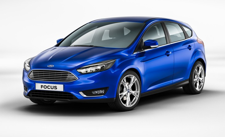 2014 Ford Focus Facelift Hatchback First Official Photos Leaked 77402 7