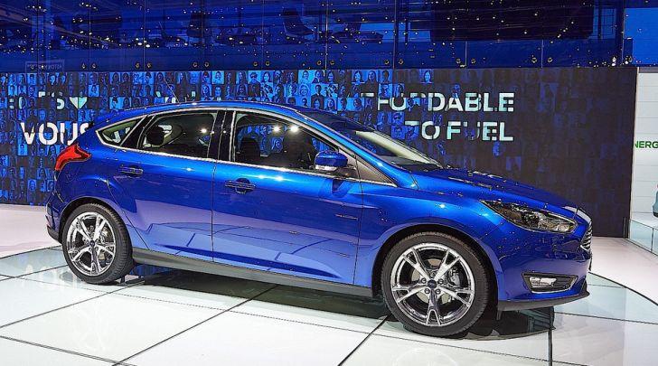 2014 Ford Focus St Getting Diesel Engine Autoevolution