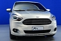 2014 Ford Ka Concept Revealed in Brazil, Also Previews Indian Figo [Photo Gallery]