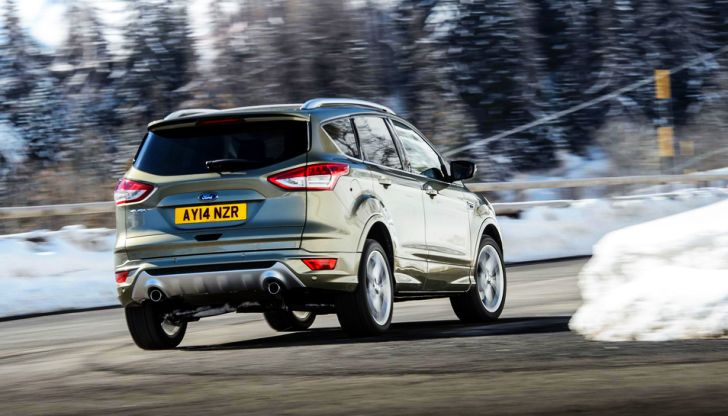 2014 ford kuga titanium x sport priced detailed. Black Bedroom Furniture Sets. Home Design Ideas