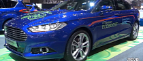 2014 Ford Mondeo Titanium at the Geneva Motor Show [Video]