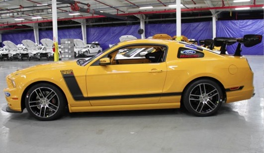 2014 Ford Mustang Boss 302S Goes on Sale - autoevolution