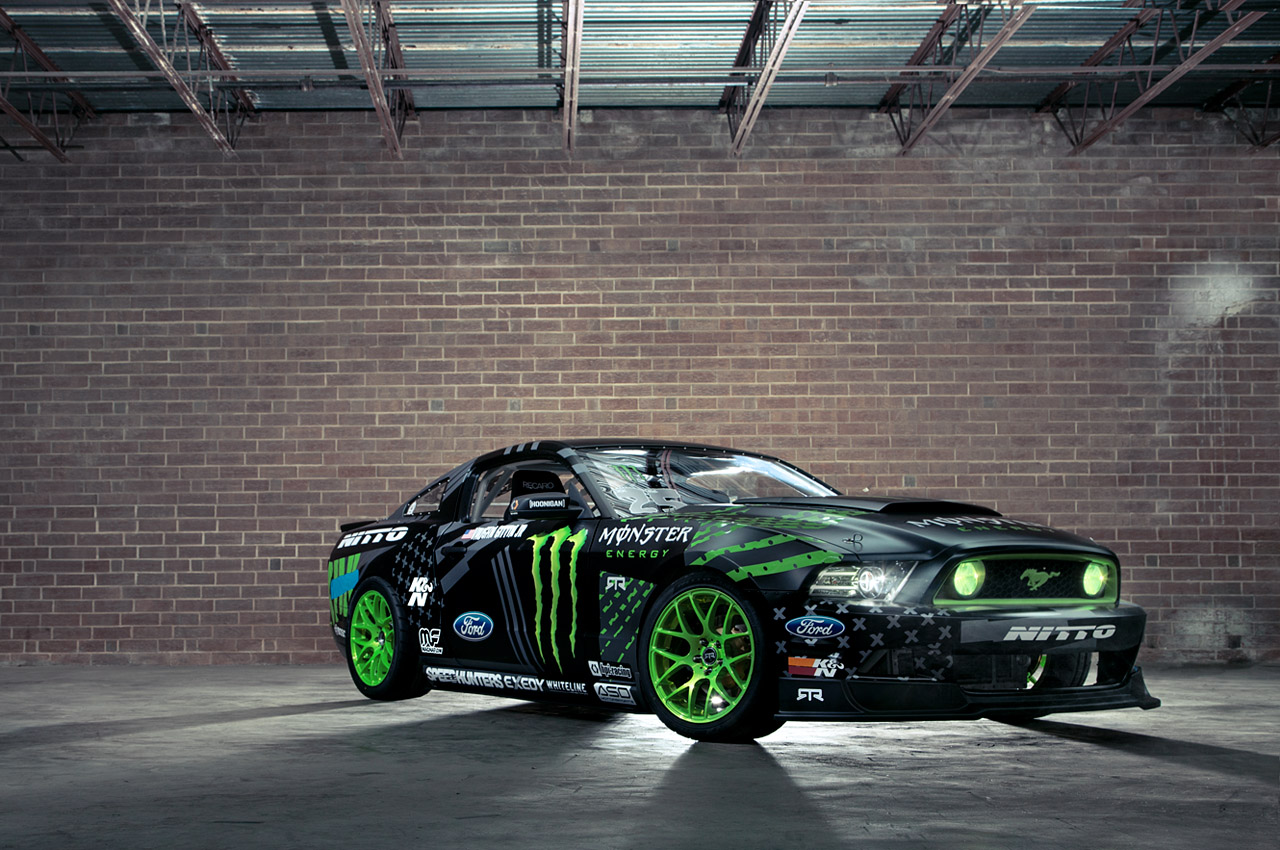 2014 Ford Mustang Rtr Is One Green Eyed Monster Autoevolution