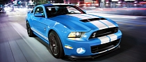 2014 Ford Mustang, Shelby GT500 New Photos Released [Photo Gallery]