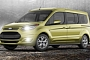 2014 Ford Transit Connect Configurator Goes Online
