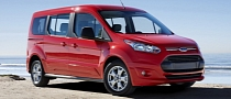 2014 Ford Transit Connect Wagon Unveiled in LA [Video] [Photo Gallery]