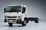 2014 Fuso Canter Euro VI is Unveiled by Daimler Trucks
