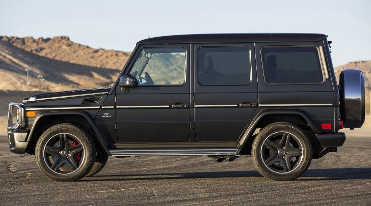 2014 G 63 AMG Gets Reviewed by Drive