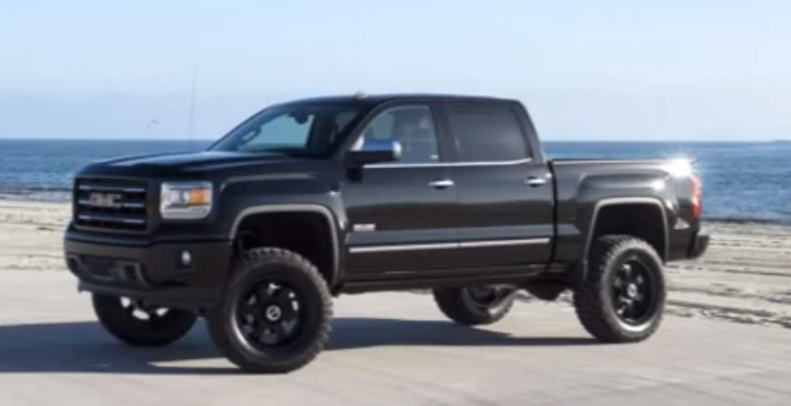 2014 gmc sierra 1500 gets 6 inch lift kit from rancho