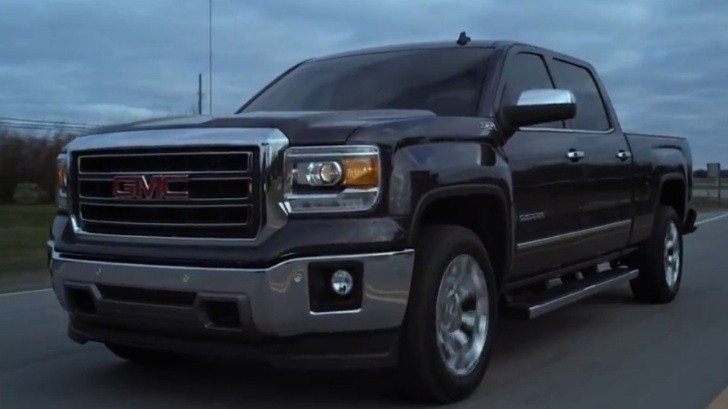 2014 GMC Sierra Pickup Revealed [Video] [Photo Gallery]