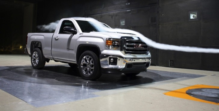 2014 GMC Sierra Regular Cab Quietly Revealed