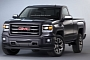 2014 GMC Sierra Regular Cab Rendering