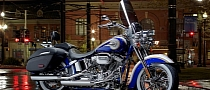 2014 Harley-Davidson CVO Softail Deluxe Detailed [Photo Gallery]