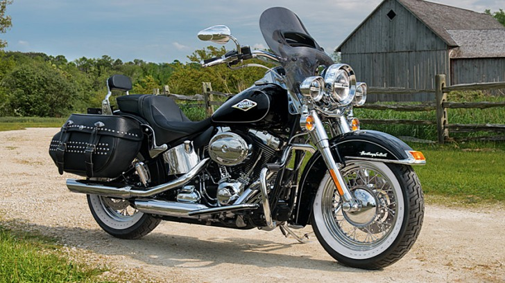 2014 Harley-Davidson Heritage Softail Classic Is Here [Photo Gallery]