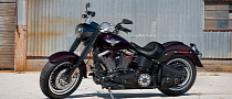 2014 Harley-Davidson Softail Fat Boy Special FLSTFB Makes Appearance [Photo Gallery]