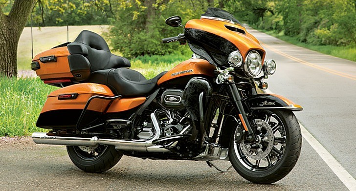 2014 Harley Davidson Ultra Limited Touring Bike Xxx Autoevolution
