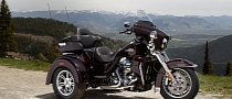 2014 Harley Trikes Recalled for Incorrect Steering Angle