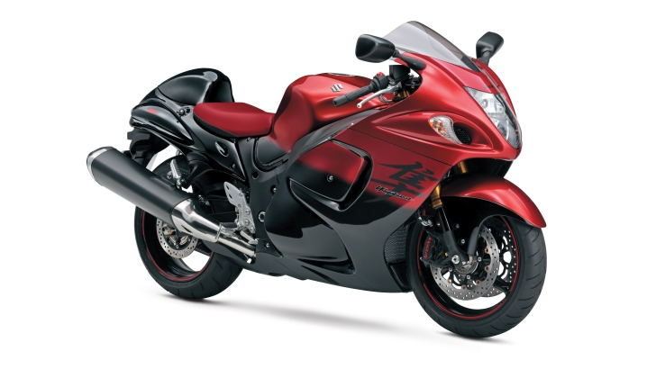 2014 Hayabusa 50th Anniversary Edition in Two-Tone Paint Is Truly ...