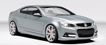 2014 Holden VF Commodore Coupe Is the New Monaro We'll Never Get [Photo Gallery]