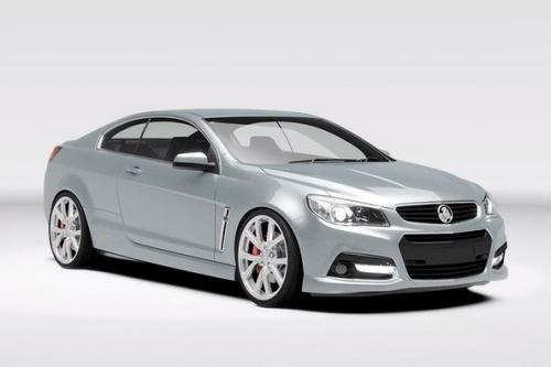 Pontiac Gto 2014 >> 2014 Holden VF Commodore Coupe Is the New Monaro We'll ...