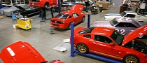2014 Holman & Moody TdF Ford Mustang Production in Progress [Photo Gallery]