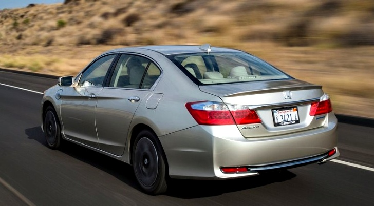 2017 Honda Accord Plug In Hybrid Priced From 39 780 The Us
