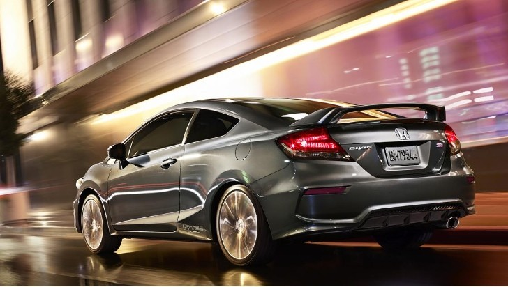 2014 Honda Civic Si Coupe to Debut at SEMA
