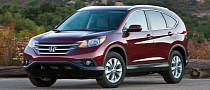 2014 Honda CR-V US Pricing Announced [Photo Gallery]