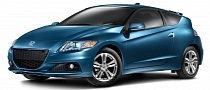 2014 Honda CR-Z Sport Hybrid US Pricing Announced [Photo Gallery]