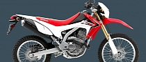 2014 Honda CRF250L Expected in June [Photo Gallery]